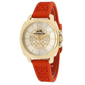 NEW Coach Ladies quartz watch